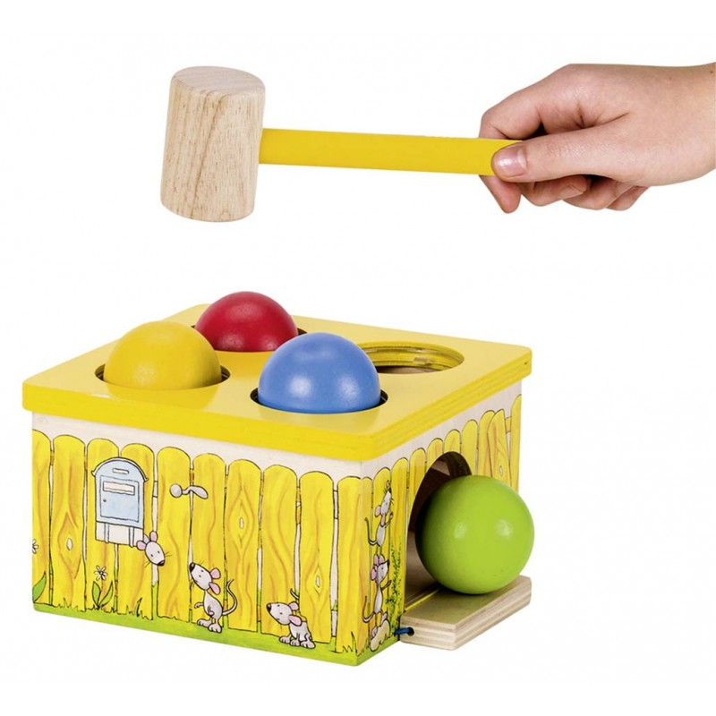 HAMMER GAME – CATCH THE MOUSE