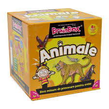 Animale-joc BrainBox